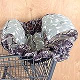Shopping Cart Cover- Grey Deer/ True Timber