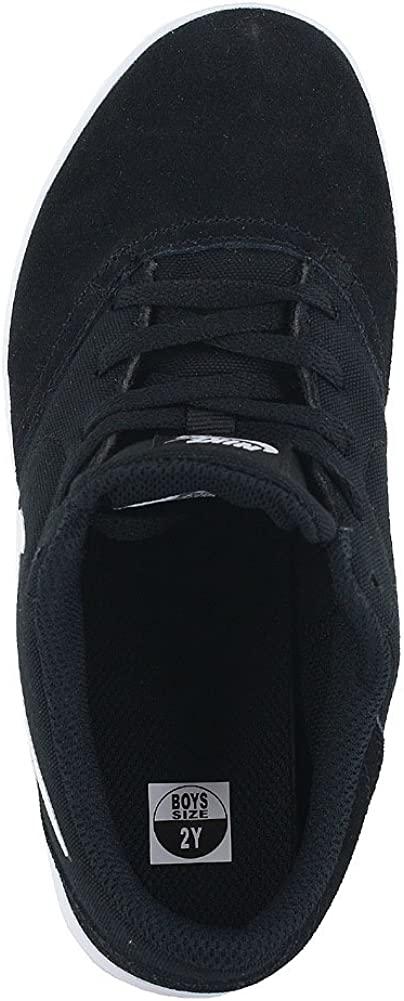 Nike Air Jordan 1 Low, Chaussures de Sport Homme Black White