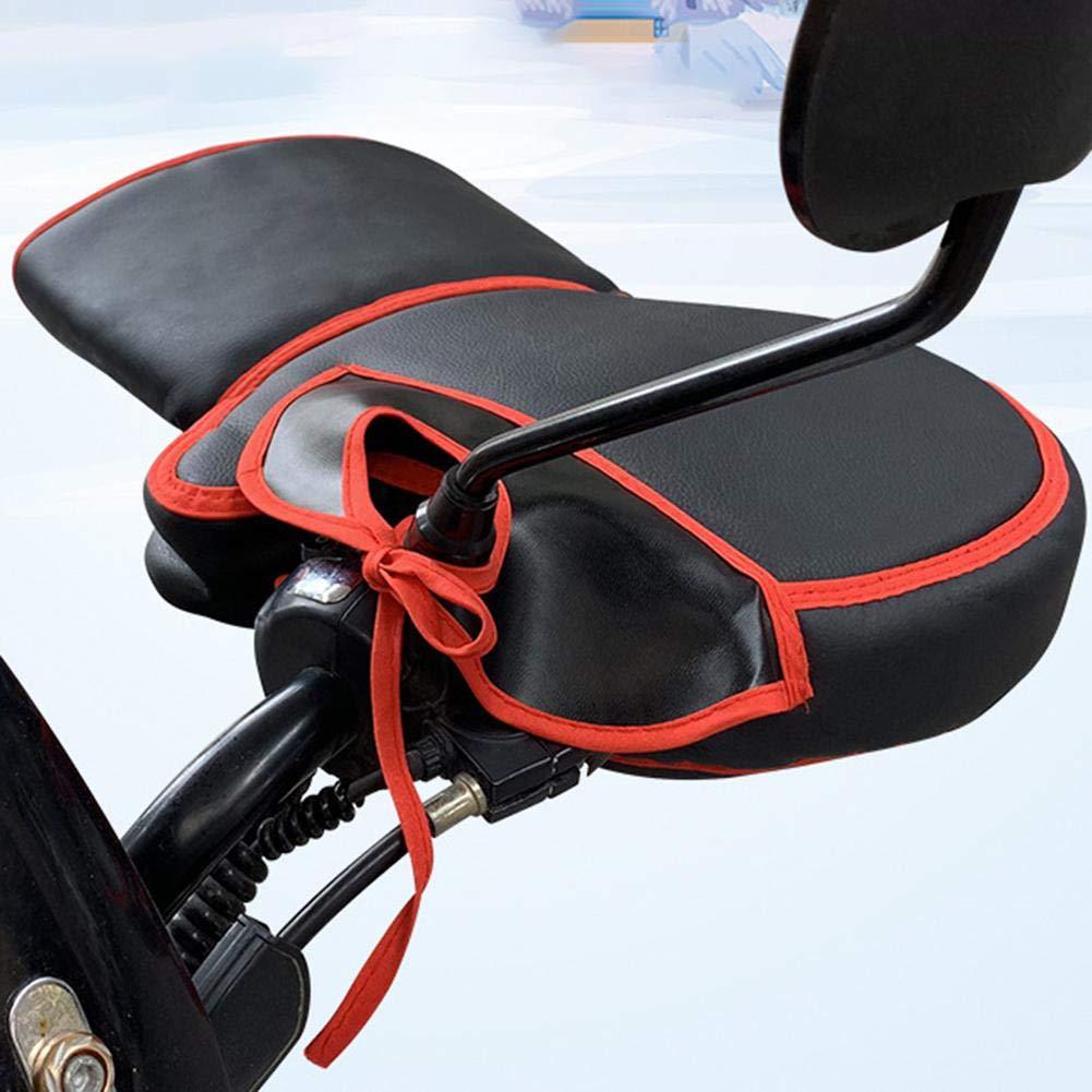 soundwinds Guantes de Manillar de Motocicleta Guantes Impermeables a Prueba de Viento Moto Guantes de Manillar Calentador de Manos de Invierno Manoplas de Manillar de Motocicleta