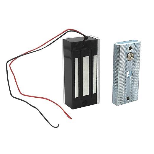 homyl 12 V cerradura electrónica cerradura magnética para cajón ...