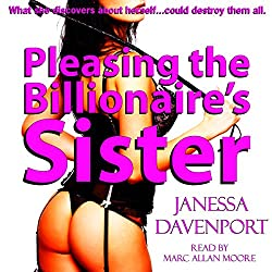 Pleasing the Billionaire's Sister: Taboo First Time Lesbian Domination