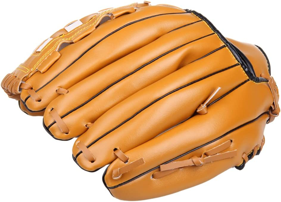 Lazy Puppy Sports /& Outdoors Batting Gloves Pitcher Baseball Gloves with a Ball Softball Gloves for Children Adult