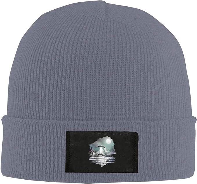 Sombreros De Punto De Invierno Beanie para Hombres Y Mujeres ...