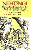 Nihongi, Shoi Nihon, W. G. Aston, 0804809844