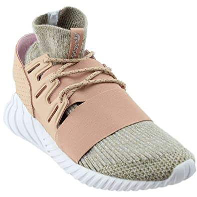 9d0f6d4ddba5 adidas Tubular Doom Primeknit Mens in St Panu Core Brown
