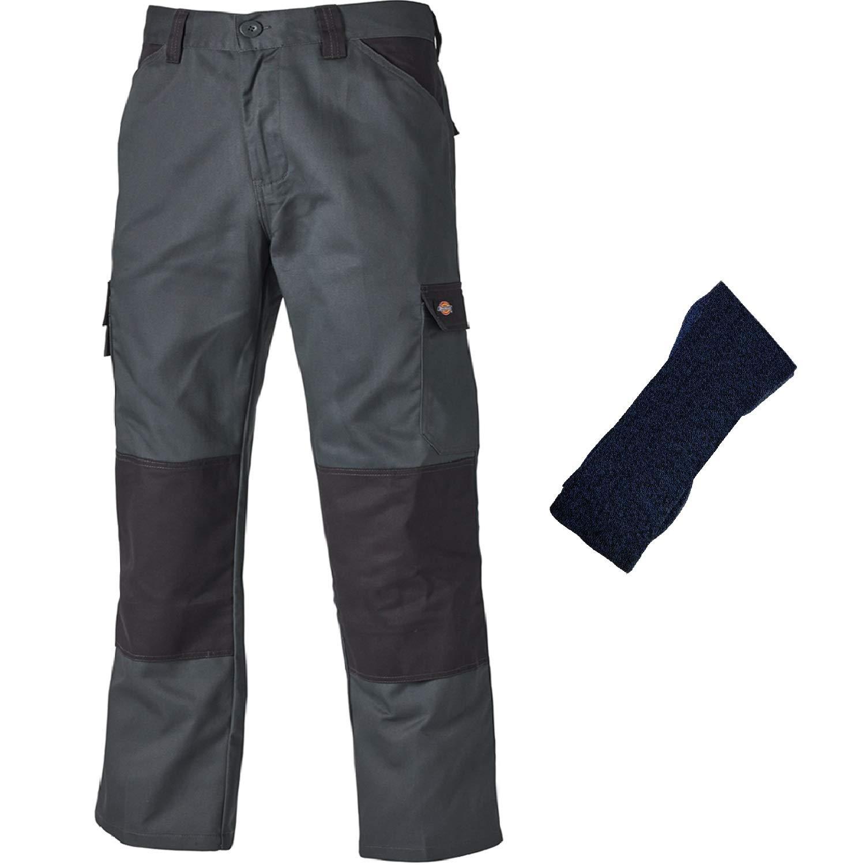 Dickies Redhawk Ladies Work Trousers WD855 Navy//Black
