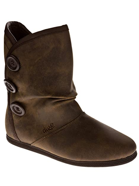 DVS Shiloh Button, Damen Stiefel