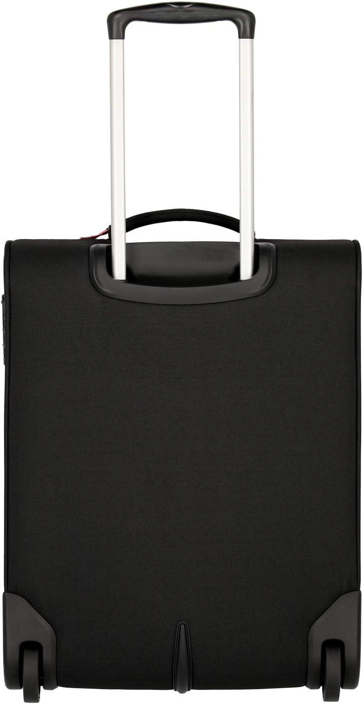 Equipaje de a bordo CABIN de travelite pr/ácticas maletas de 2 ruedas en con 2 amplios bolsillos delanteros
