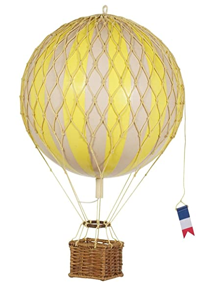 Amazon Com Hot Air Balloon Authentic Models Travels Light Hot