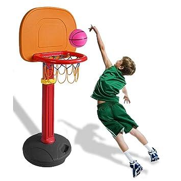 LYXCM Canasta De Baloncesto para Niños, Aro De Baloncesto para ...