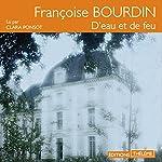 D'eau et de feu | Françoise Bourdin