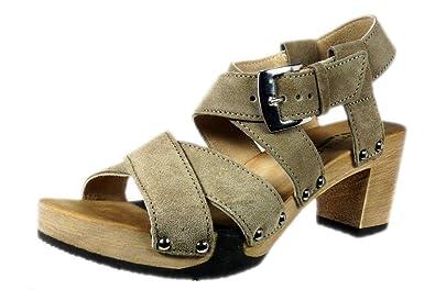 Softclox S3462 RABEA Taupe: : Schuhe & Handtaschen