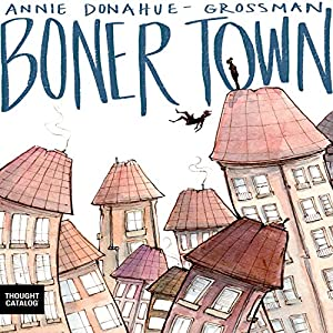 Boner Town Audiobook
