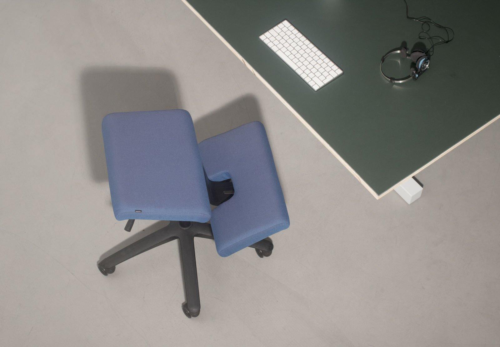 Varier Wing Ergonomic Kneeling Chair by Varier