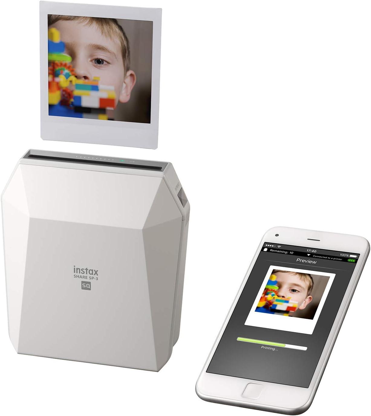 Fujifilm Instax Share SP-3 - Impresora para Smartphone, Color ...