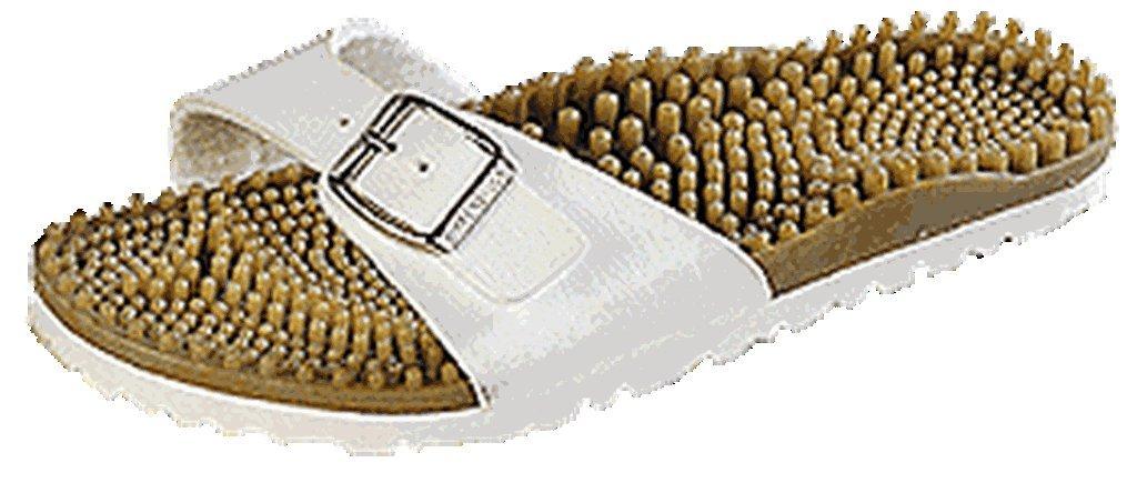 Birkis Noppy Flex Noppy Größe 44,0 285mm Normal White Birko