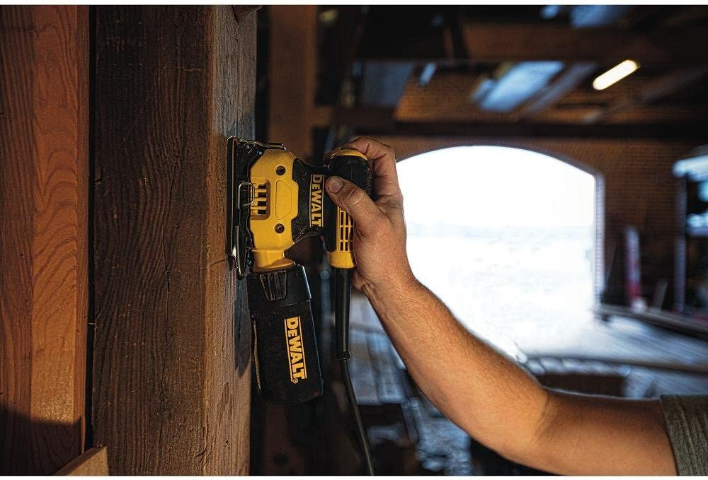 DEWALT DWE6411K Finishing Sanders product image 7