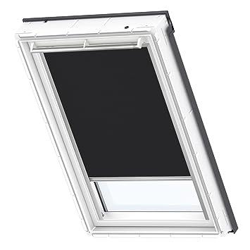 Velux Original Verdunkelungsrollo Für Dachfenster Y85 Uni Schwarz