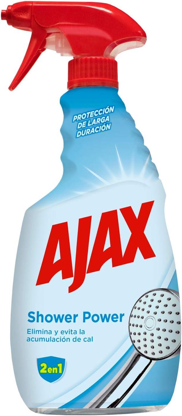 Ajax Shower Power Producto de Limpieza - 500 ml: Amazon.es: Alimentación y bebidas