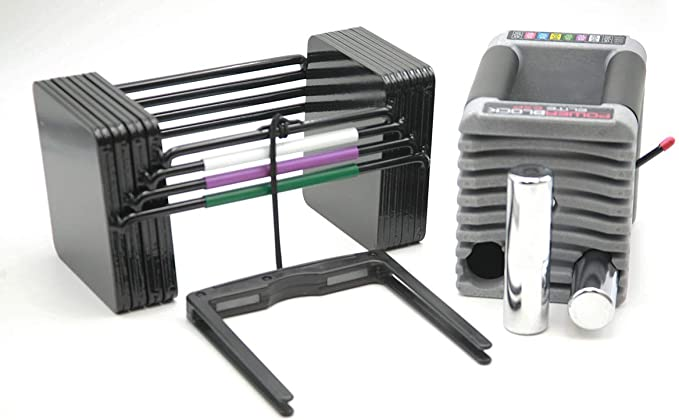 NEW Powerblock Exp 2020 Model Stage 3 Kit Dumbbell Weights 70-90 lbs