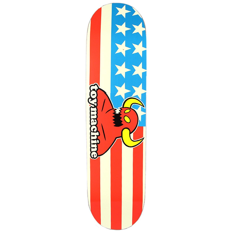 【2018最新作】 トイマシーン TOY MACHINE スケートボード デッキ B01LBAWQAY AMERICAN スケートボード MONSTER DECK デッキ 7.7インチ NO159 B01LBAWQAY, 善通寺市:95ed6e4f --- 4x4.lt