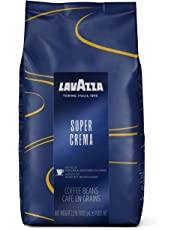Lavazza Super Crema Whole Bean Coffee Blend, Medium Espresso Roast, 2.2 Pound (Pack of 1)