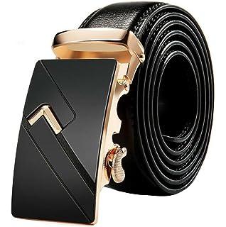 3b9c60976bdfb0 Business Männer PU Leder Schnalle Mode Gürtel Mode lässig Gürtel mit  Anzughose