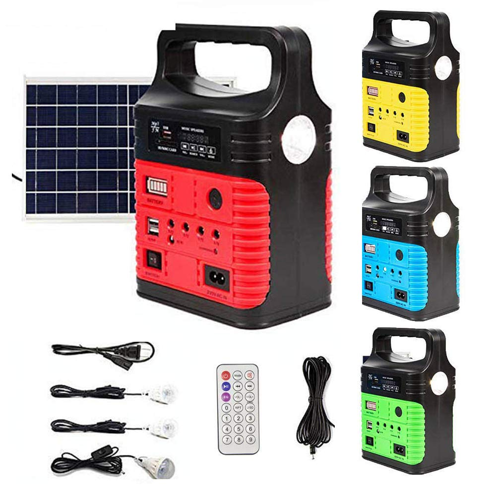 UPEOR Portable Solar Generator with Panels, Solar Powered Electric Generator Kit,Electric Generator,Solar Power Station by UPEOR