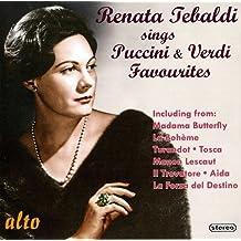 Golden Voice Sings Puccini & Verdi