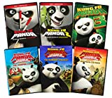 Kung Fu Panda 6-Film Franchise Bundle