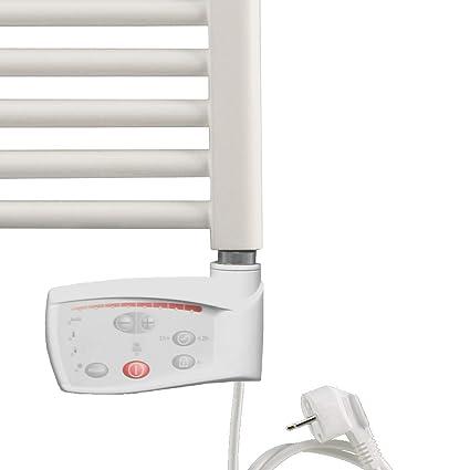 Saunafachhandel de tinta regulador de temperatura Termostato de calefacción eléctrico Radiador de baño Ximax tipo 3