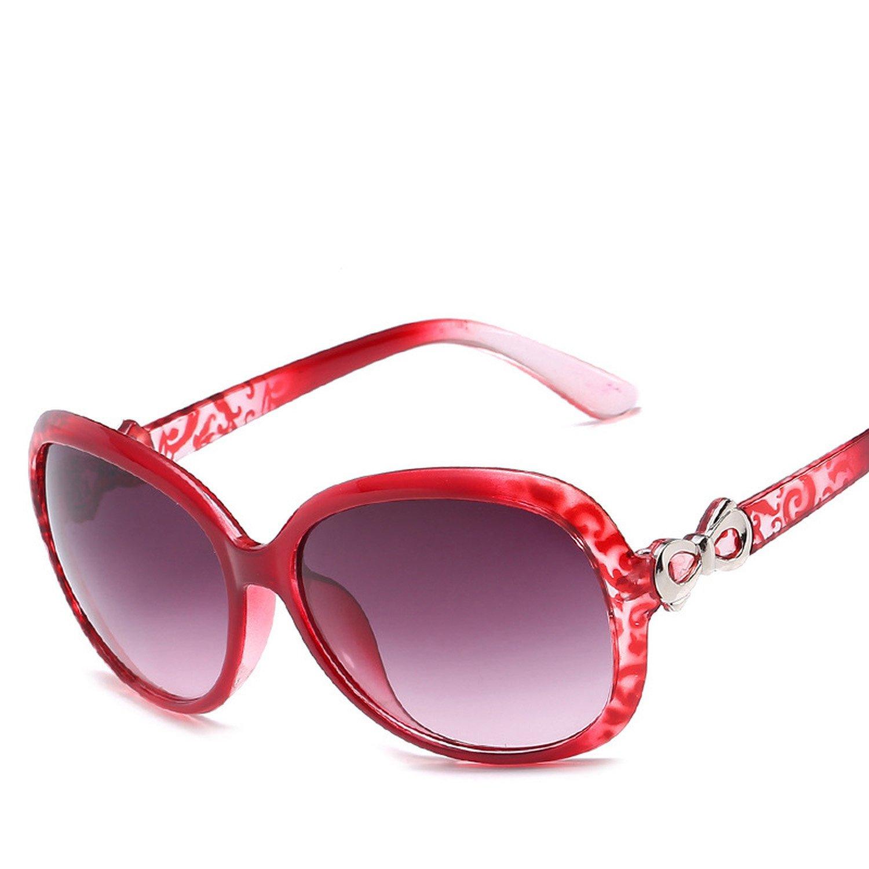 76b60e993b Delicado HCIUUI Nuevas gafas de sol de las mujeres retro gafas coreanas  gafas de sol de película de color puestos de modelos de explosión ...