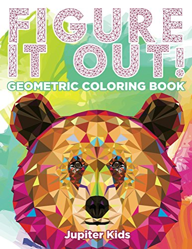 Figure Out Geometric Coloring Shapes ebook