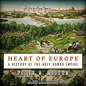 Heart of Europe Audiobook