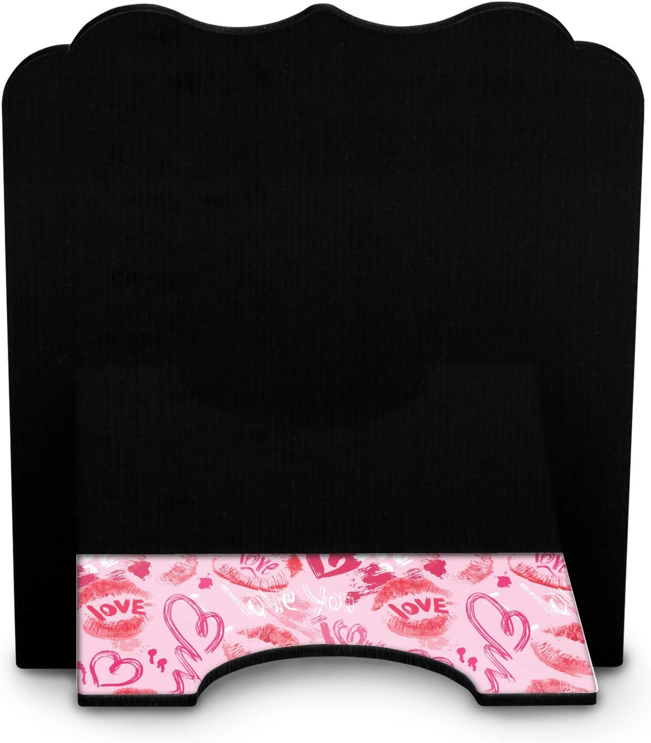 Personalized YouCustomizeIt Lips n Hearts Stylized Tablet Stand