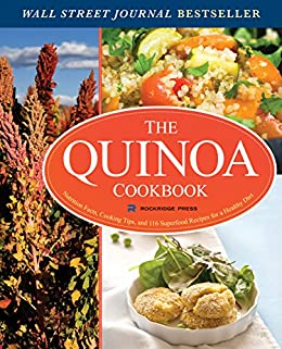Quinoa Cookbook Nutrition Cooking Superfood ebook