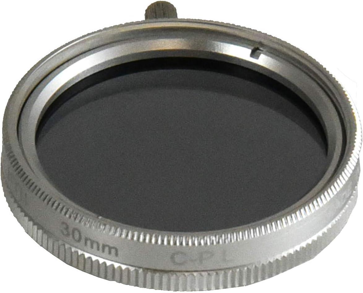 Marumi Filter Circular For Digital Video Cameras C-Pl 30 mm With HaNDle 264488 japan import