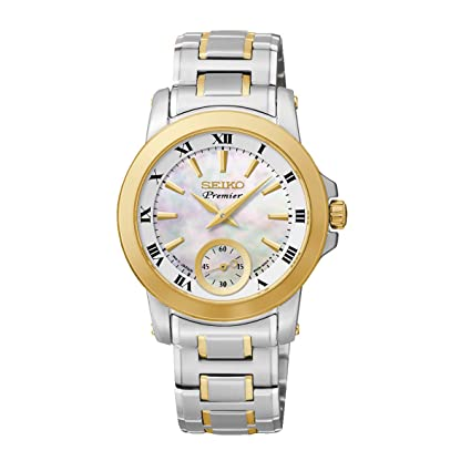 Invicta Analog Gold Dial Women's Watch - 17420