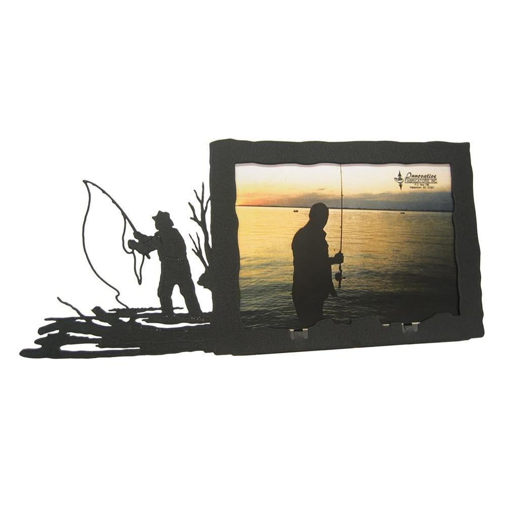Amazon.de: Fliegenfischen, 5 x 7, Horizontal, Bilderrahmen