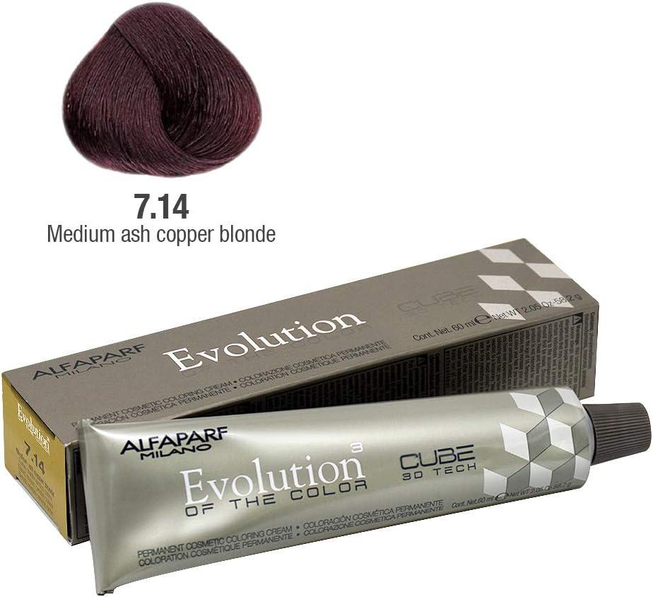 alfaparf milano evolution 7.14 by Alfaparf Milano: Amazon.es ...