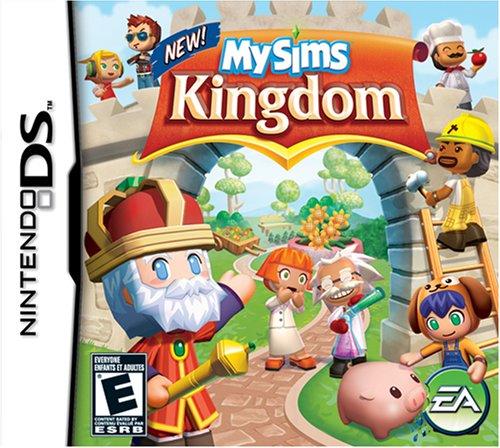 Price comparison product image MySims Kingdom - Nintendo DS