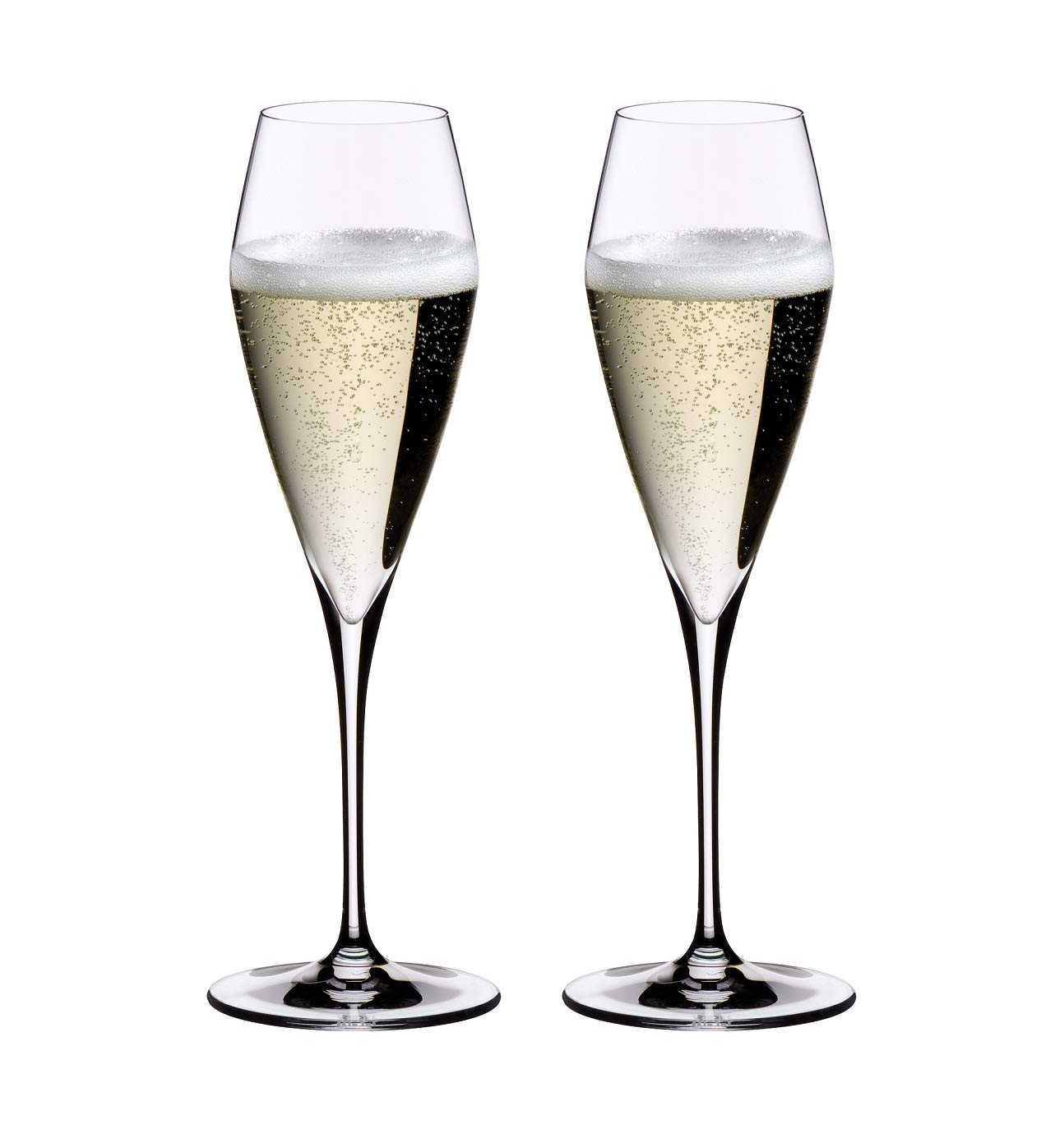 Riedel Vitis Champagne Glass, Set of 2 by Riedel