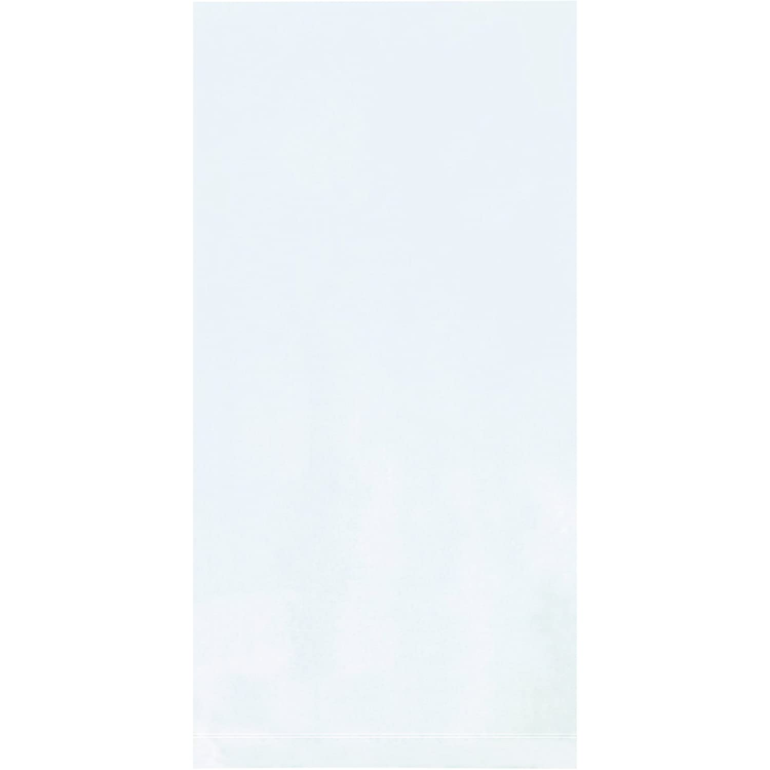Pack of 1000 Clear 13 x 16 Partners Brand PPB2379 Flat 1 mil Poly Bags