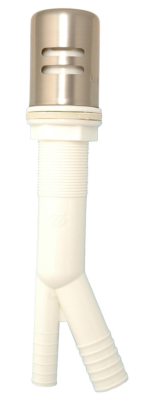 PlumbUSA 52062 Air Gap Dishwasher Satin Nickel Finish