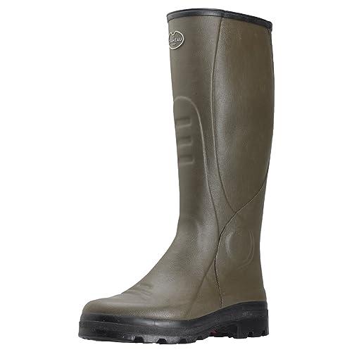 de690c9e083 Le Chameau Traqueur Mens Wellington Boots: Amazon.co.uk: Shoes & Bags