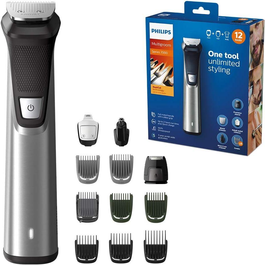Philips Series 7000 12-en-1 Ultimate Multi Grooming Kit para ...
