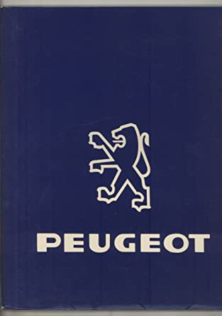 1986 Peugeot 505 Turbo US Press Kit Brochure