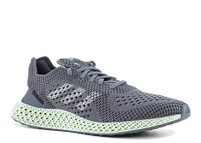 best service 2b771 762ba Amazon.com | adidas FUTURECRAFT 4D 'Onix' - D96972 | Running