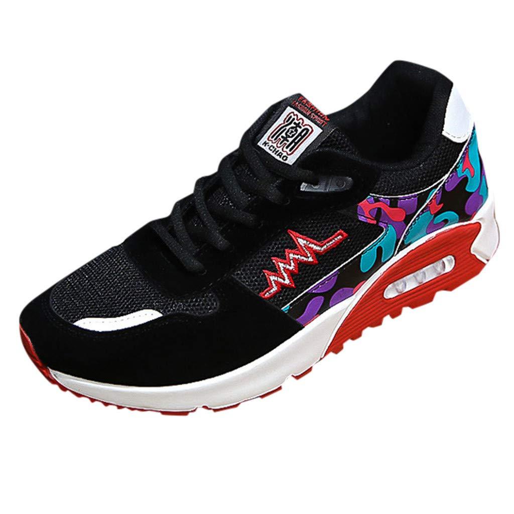Acquista online HCFKJ Scarpe Sportive Sneaker Mens Mesh Beathing Sport da Corsa e Scarpe da Ginnastica Traspiranti a Rete miglior prezzo offerta