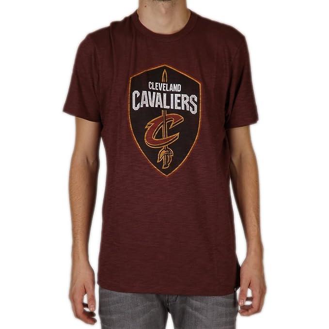 47 Camiseta Brand – NBA Cleveland Cavaliers Scrum Granate Talla: XL (X-